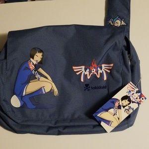 RARE NWT Tokidoki Sportandem Crossbody Bag HTF